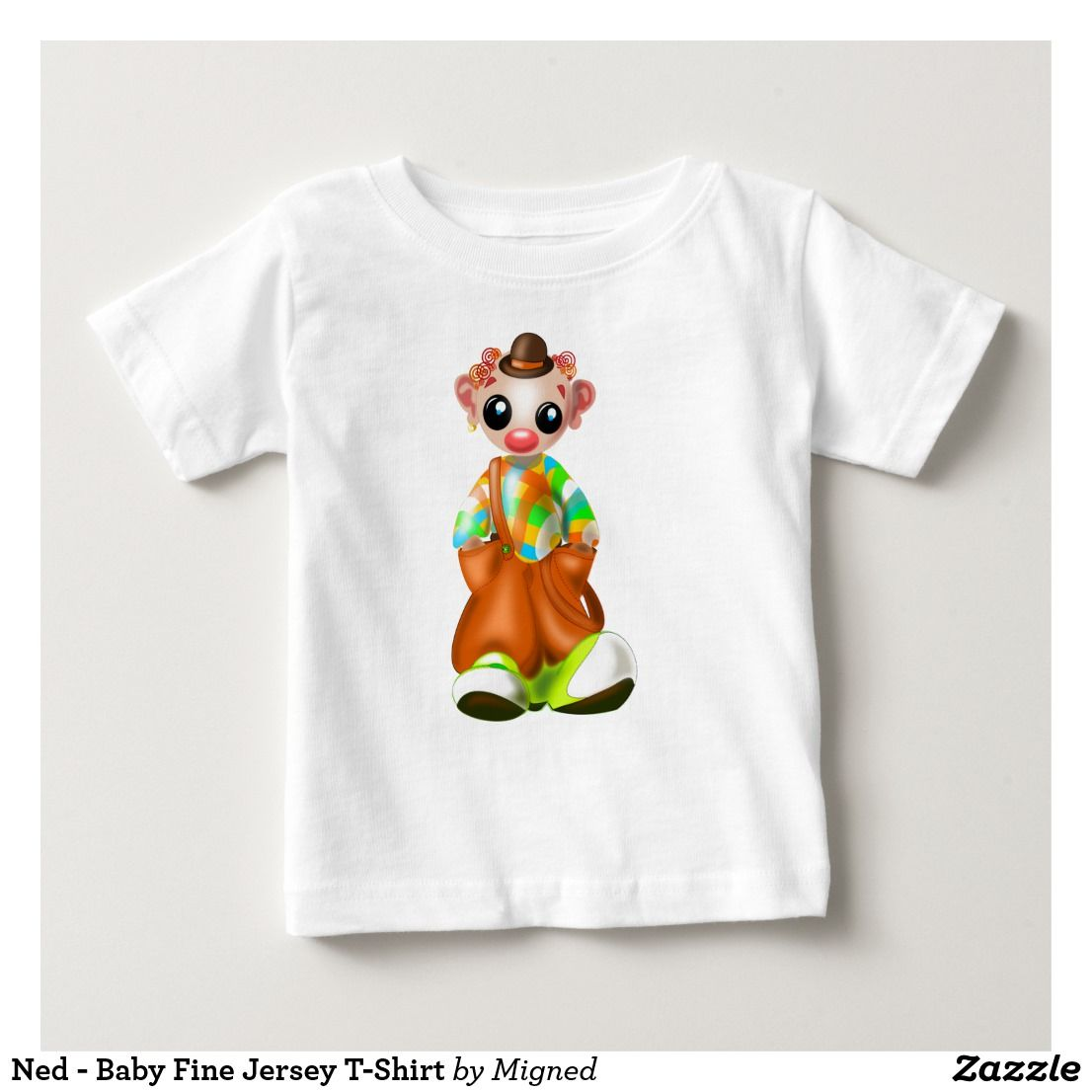 Ned - Baby Fine Jersey T-Shirt