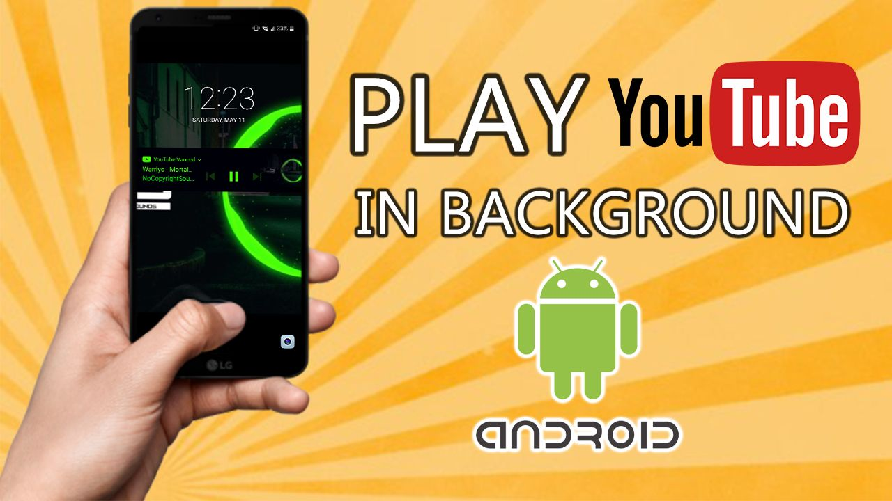 How To Play Youtube Videos In Background Android Youtube Videos Online Tech Download App
