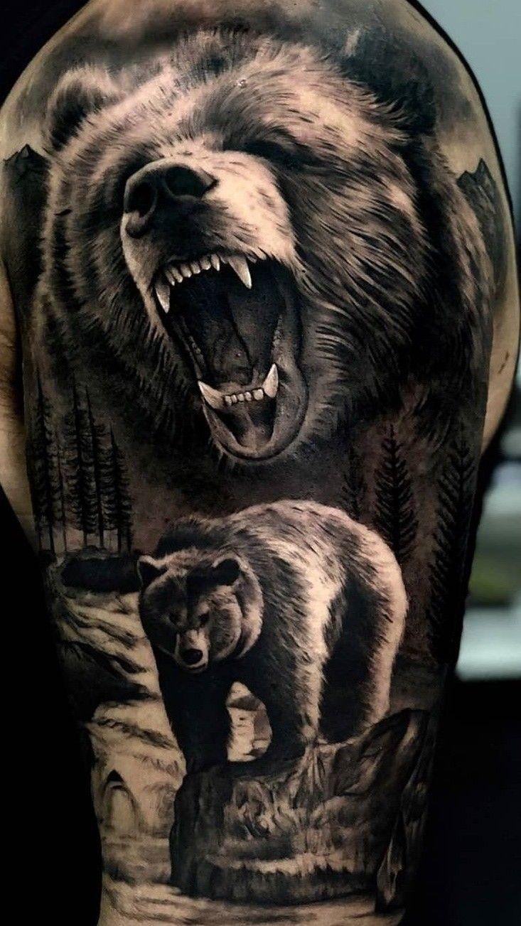 85 Negative Space Tattoo Motive Mit Pros 7