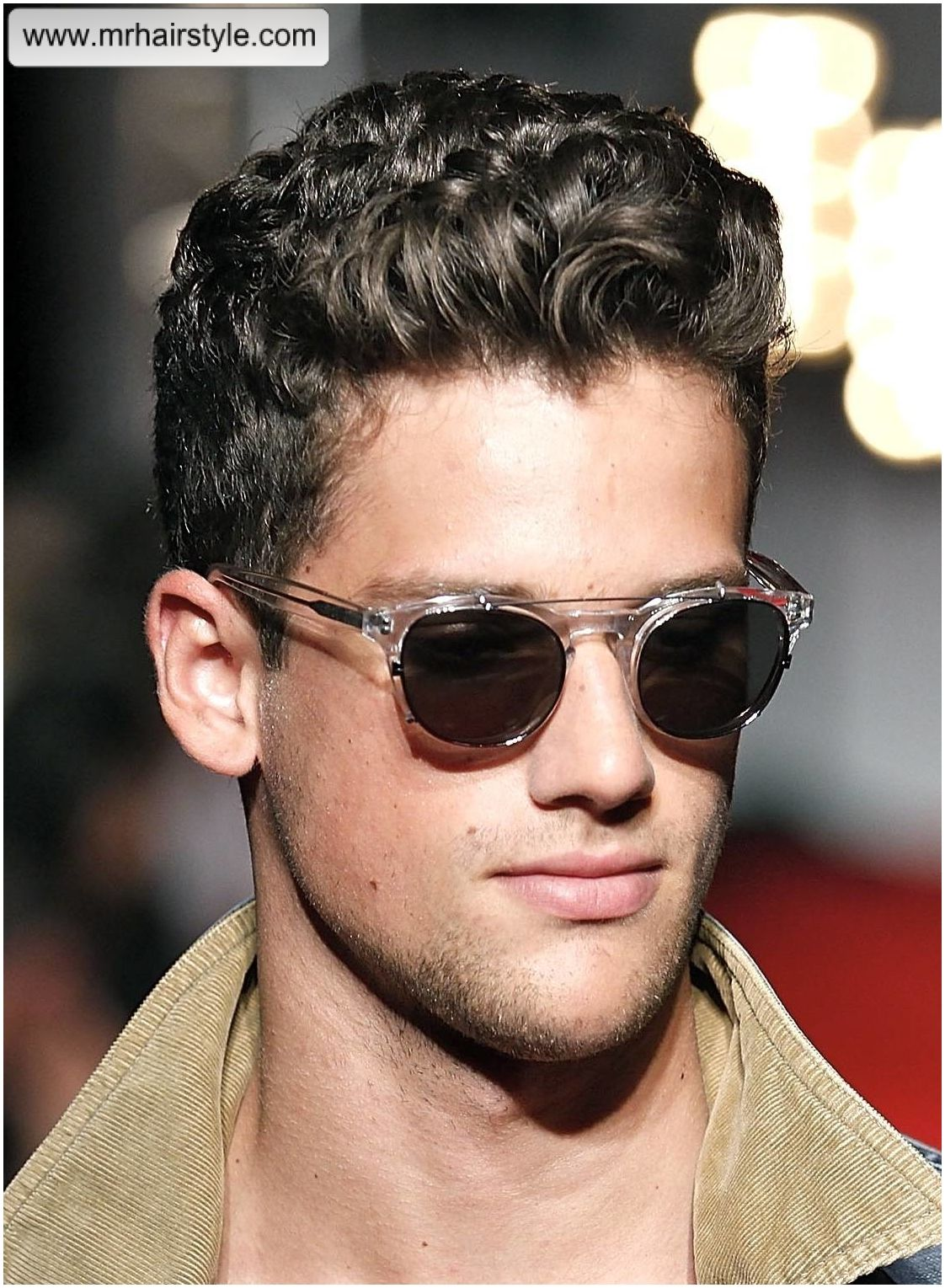 20 Curly Hairstyles for men 2016.mens-curly-hairstyle.jpeg ... | Curly hair  men, Male haircuts curly, Thick hair styles