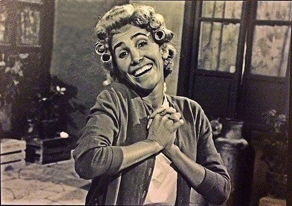 Dona Florinda, em 1979.