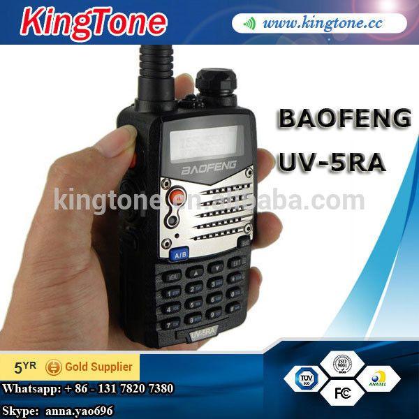 Baofeng UV-5RA Walkie Talkie, Best Range 15km 20km 25km 30km