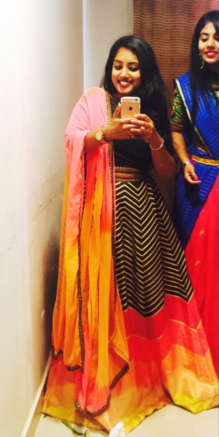 Crop top lehenga indian traditional wear lehenga