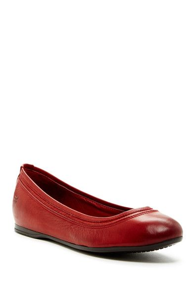 Agnes Ballet Flat by Frye on