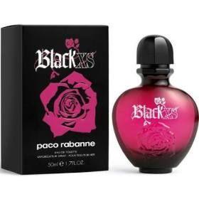 Perfume Black Xs Feminino 80ml - Paco Rabanne.