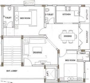 Indian home design plan layout