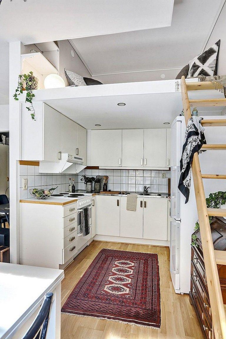 33+ Brilliant Studio Apartment Remodel Ideas Decorating on a ...