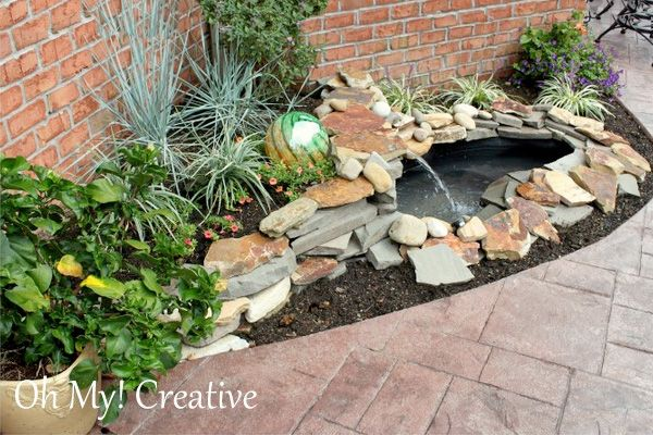 3 backyard things you gotta do for fun and profit diy waterfall 3 backyard things you gotta do for fun and profit solutioingenieria Choice Image
