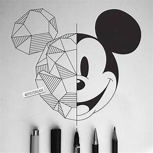 25+ best ideas about Mickey mouse drawings on Pinterest ... #tattoodrawings