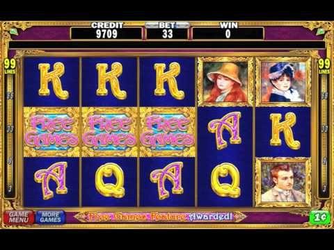 Slot machine gratis renoir riches