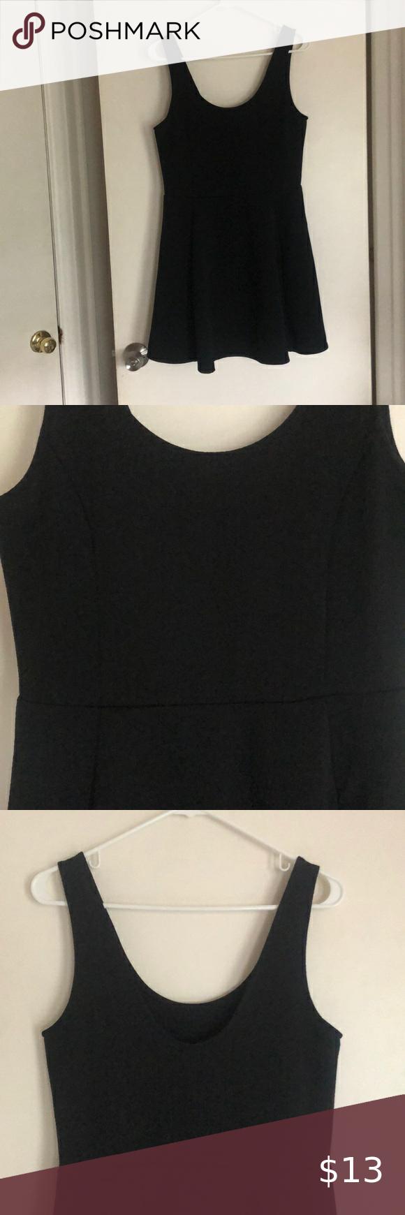 Black Dress Size 12 A Line Clothes Design Black Dress Dresses [ 1740 x 580 Pixel ]