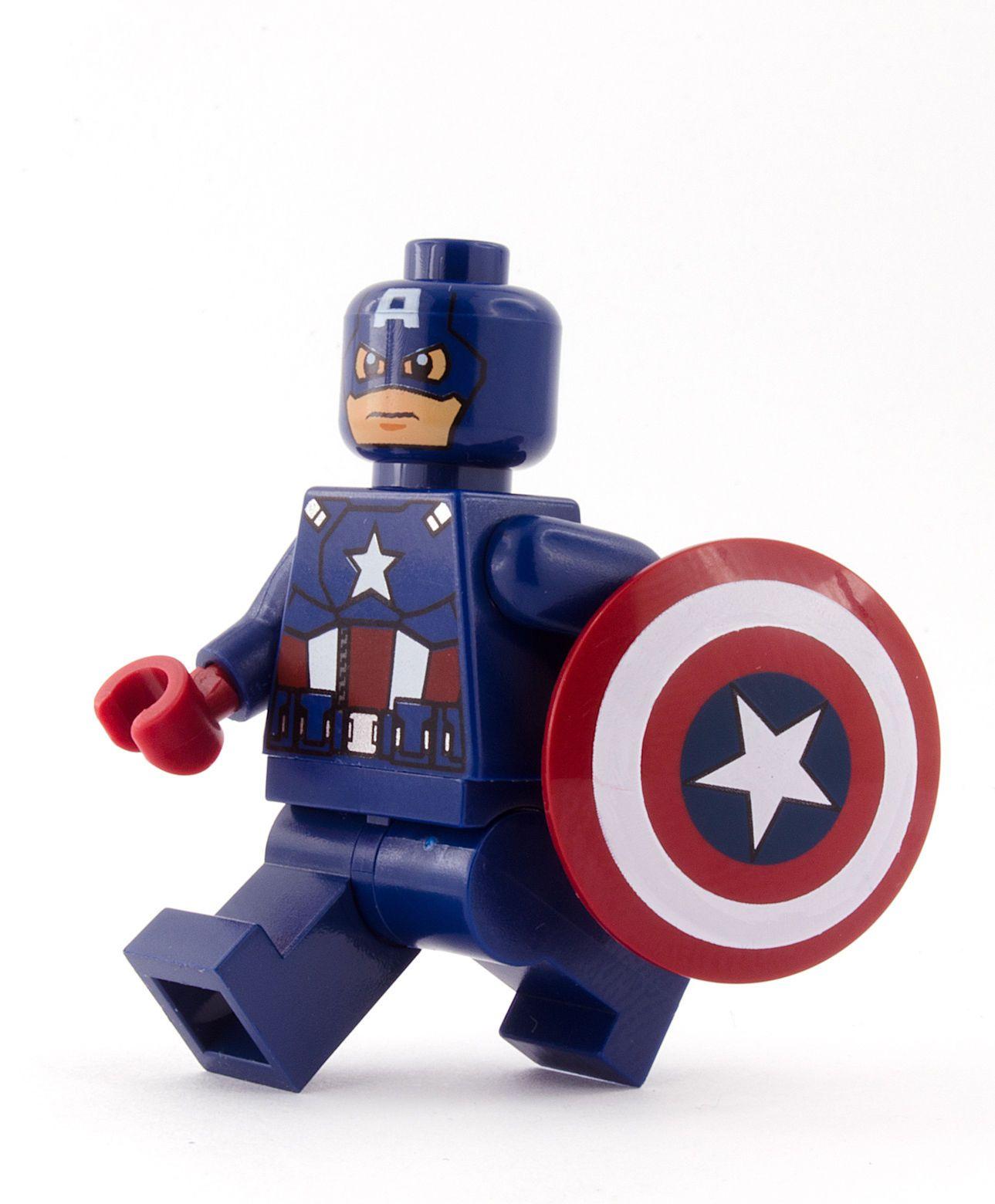 lego superheroes SUPERMAN IRONMAN SPIDERMAN VINYL WALL