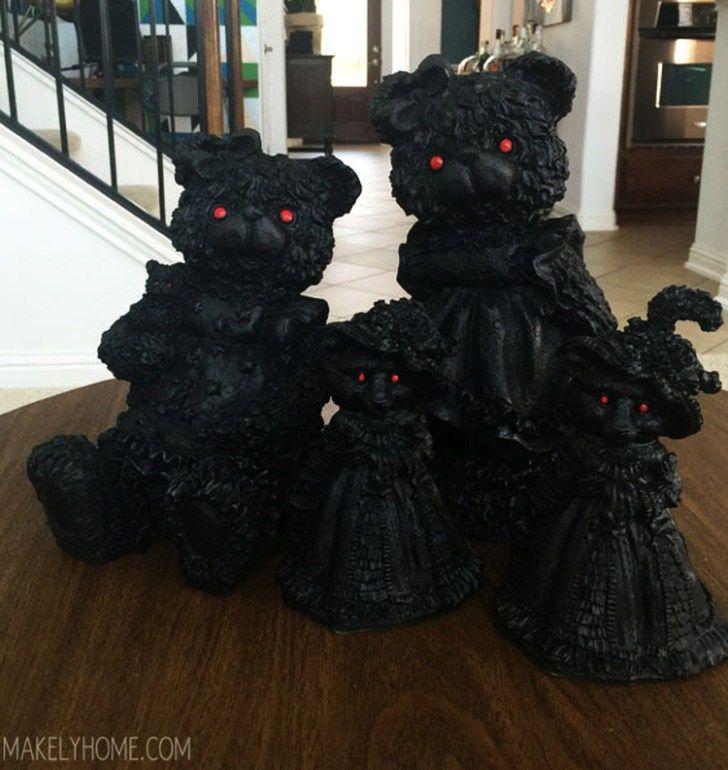 Creepy Halloween Decor Ideas Halloween diy Pinterest Creepy - creepy halloween decor