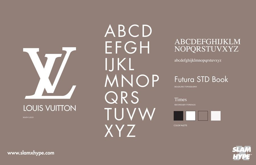 The Fonts of Fashion | 1 | Brand fonts, Fashion typography