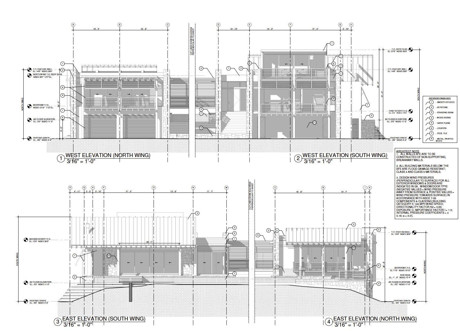Ballast Trail Elevation Drawings Strang Architecture Elevation Drawing Strang Architecture