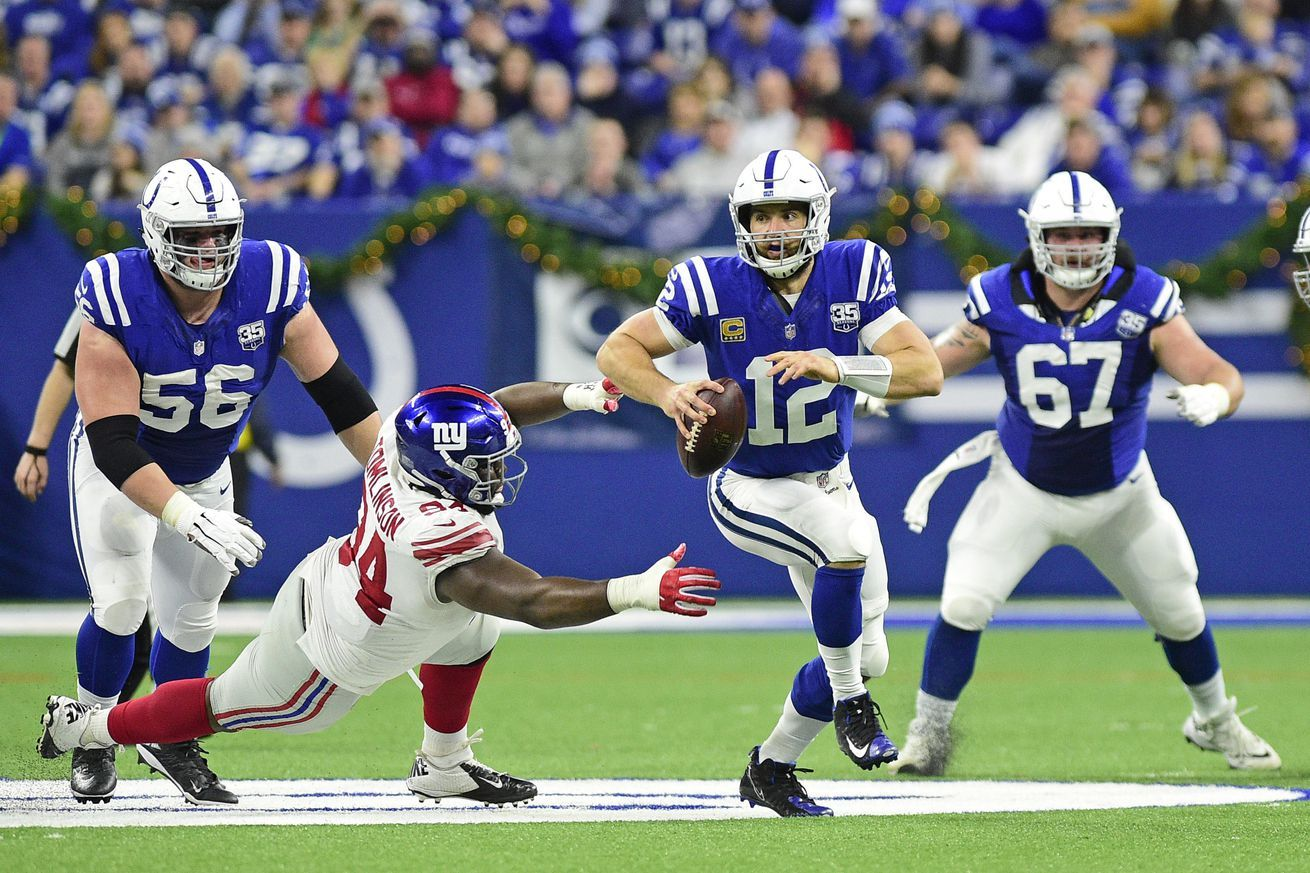Colts road favorites at Titans on Sunday night NFL odds
