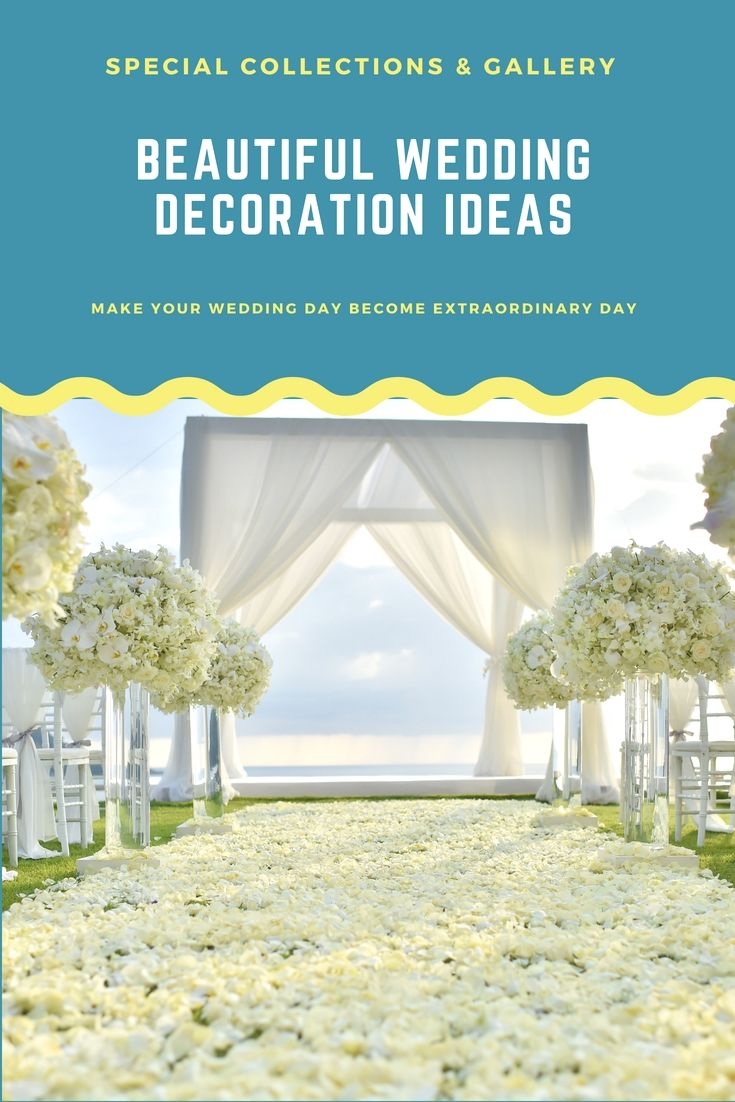 Liven up your own wedding event decor by using one of these unique liven up your own wedding event decor by using one of these unique wedding decor plans junglespirit Gallery
