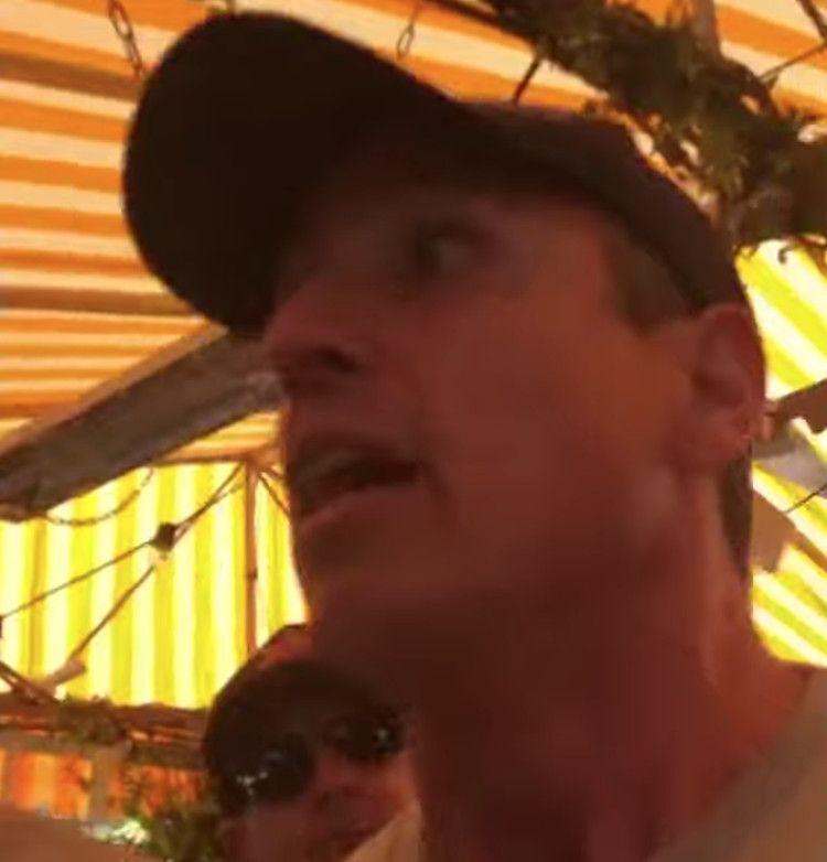 CNN's Chris Cuomo seen in unverified video cursing at man