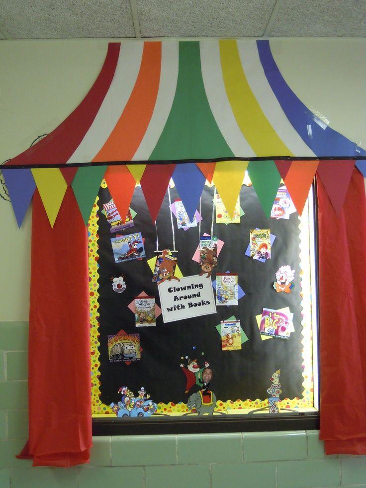 Circus Classroom Decoration Ideas ~ Carnival themed classroom ideas google search