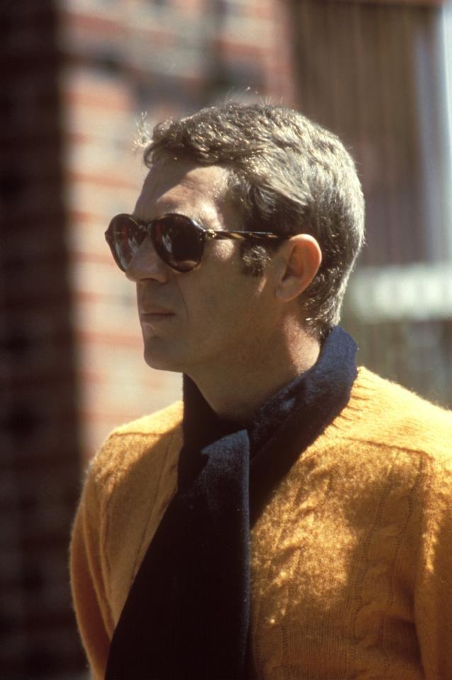 Steve McQueen | The Thomas Crown Affair | 1968