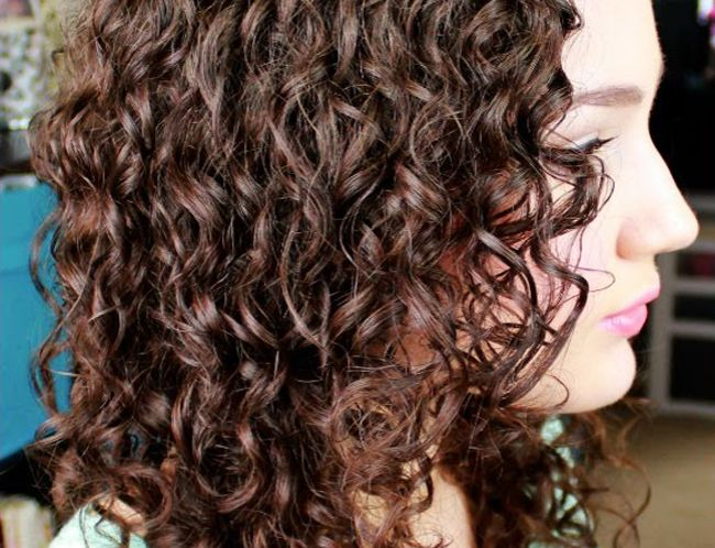 How To Refresh 2nd Day Curly Hair Curly Hair Styles Naturally