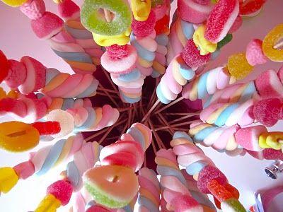 Pincho de gominolas cumplea os pinterest blog for Pinchos de gominolas