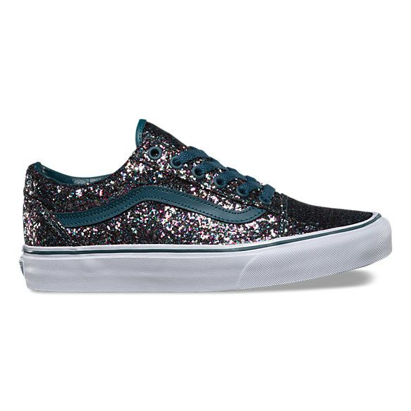 Chunky Glitter Old Skool | Shop Shoes At Vans