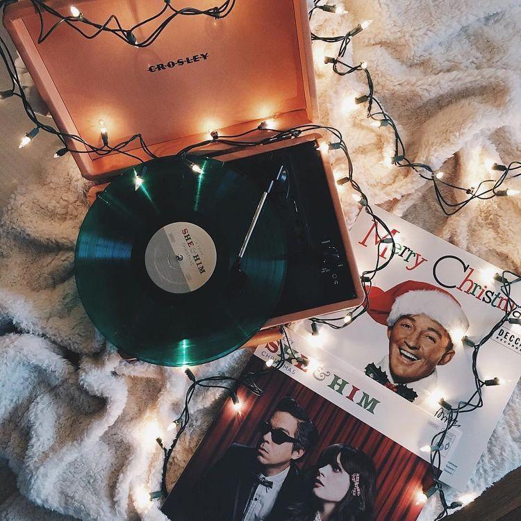 Pin by A l i on w i n t e r Christmas aesthetic