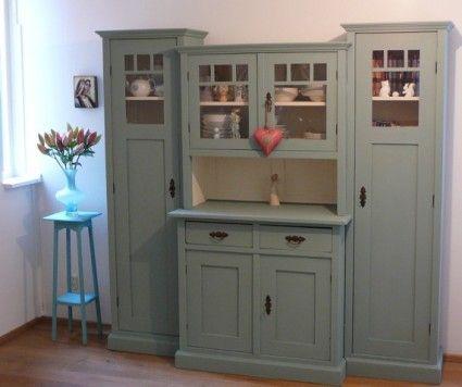 Kleur duck egg ierland moodboard kleur binnen pinterest kast kleur en meubels verven - Kleur van meisjeskamers ...
