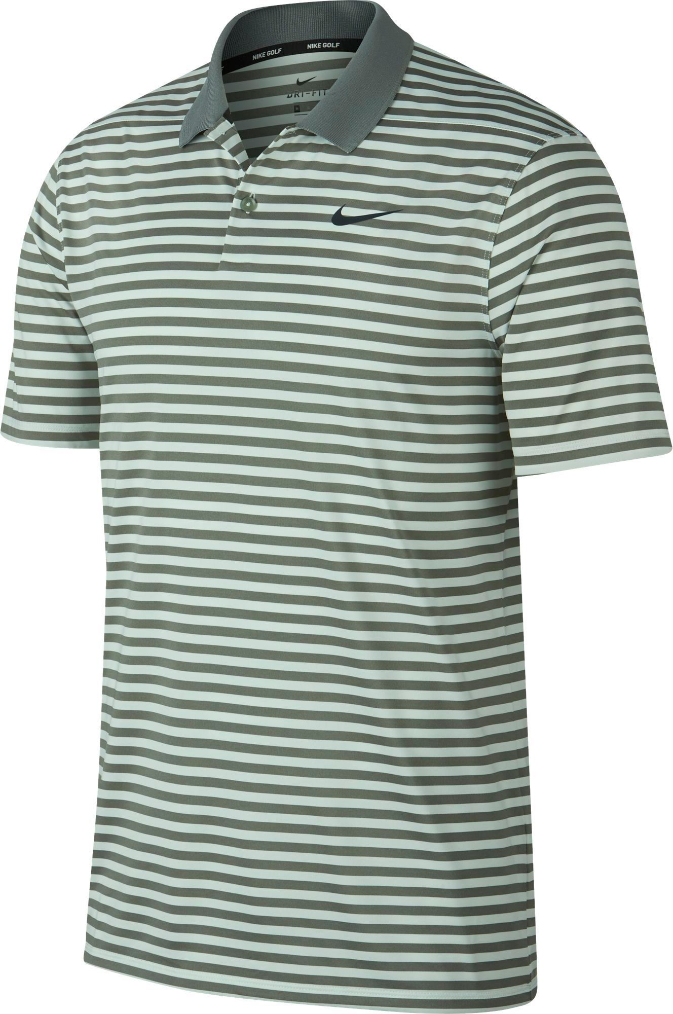2a90b2ab Nike Men's Striped Dry Victory Golf Polo, Size: Small, Red in 2019 ...