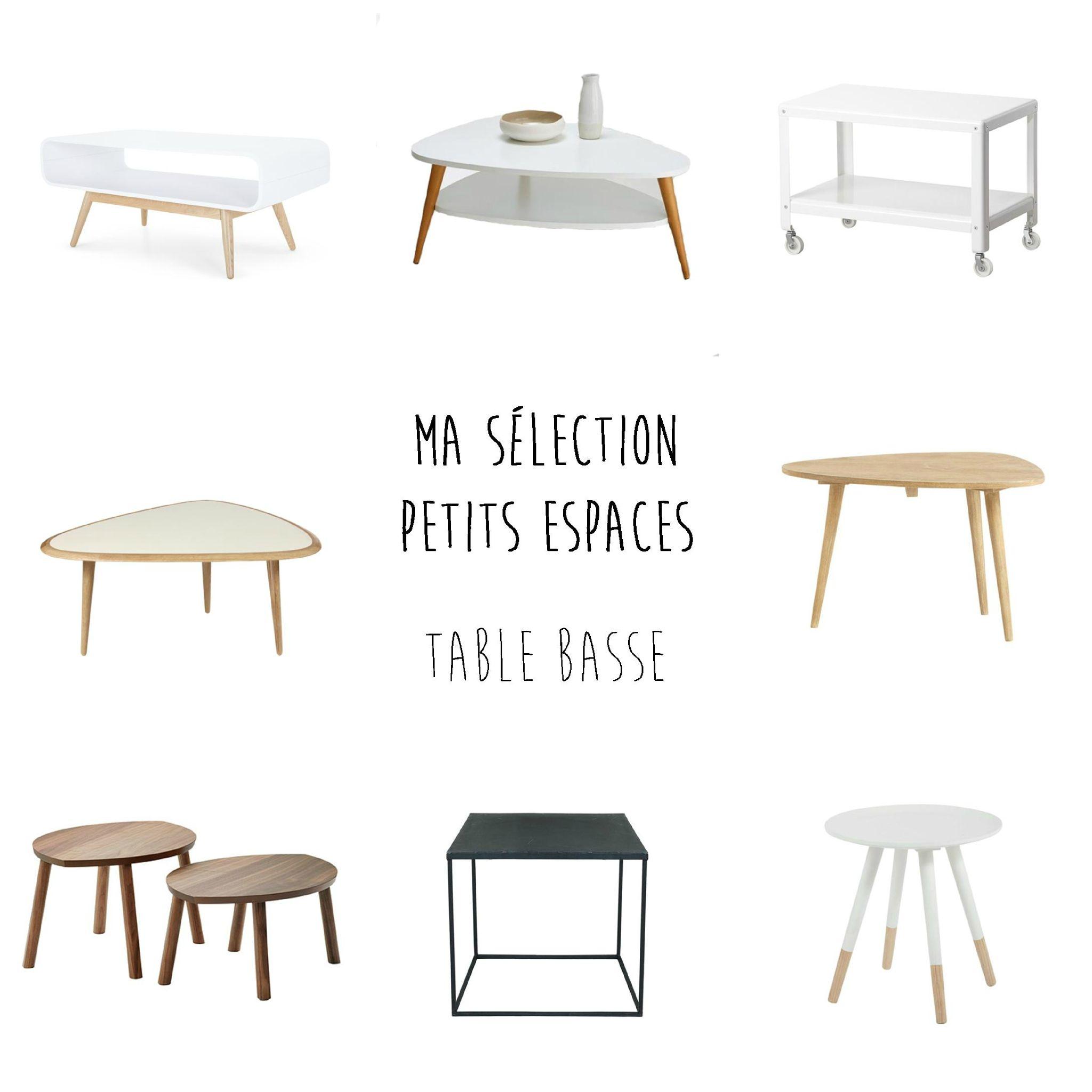 Impressionnant Table Basse Pour Petit Salon Décoration Française