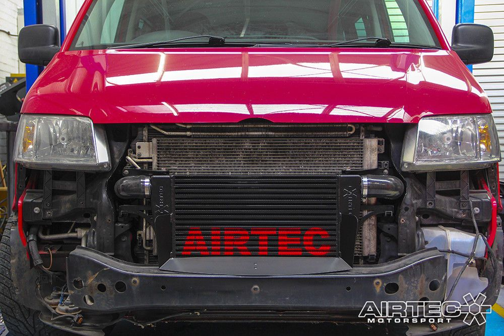 Details about AIRTEC Intercooler FMIC Upgrade for VW