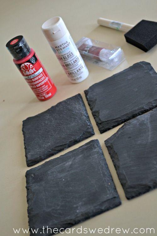 Paint For Slate Roof Tiles | Tile Design Ideas