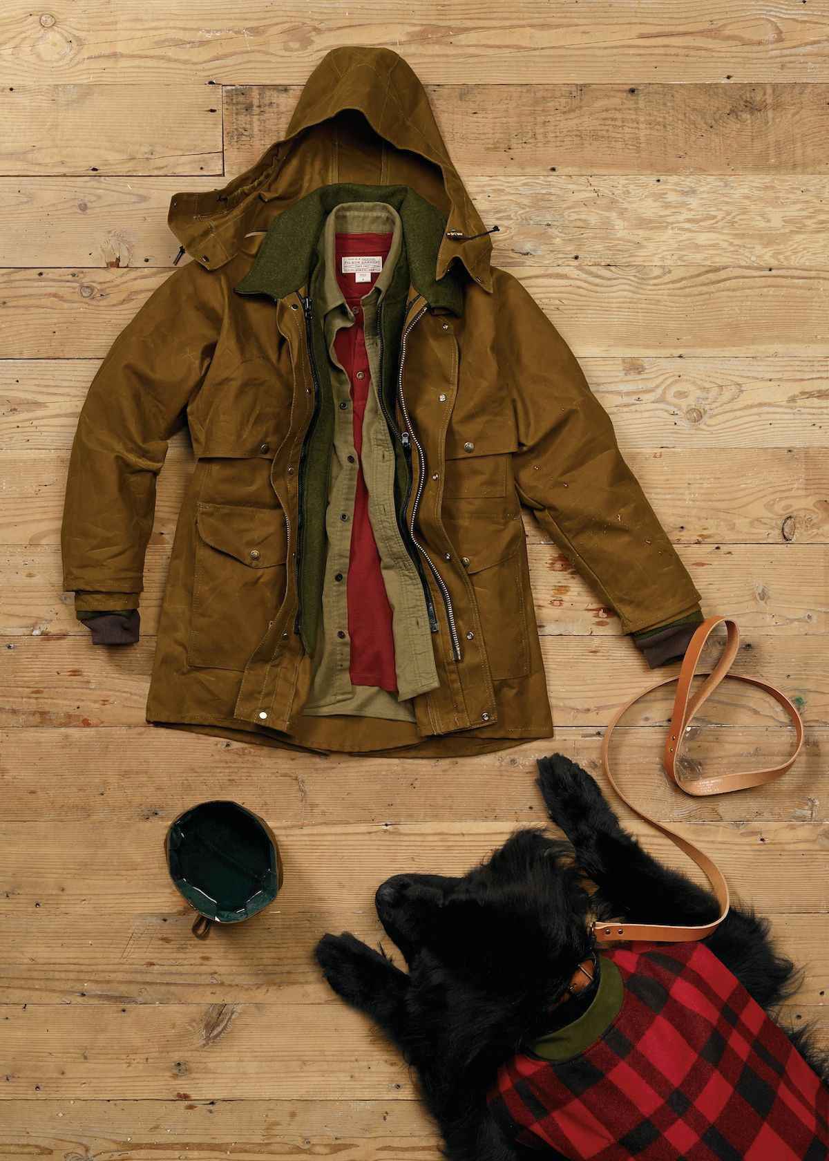 The Tin Packer Our Toughest Coat At It S Core The