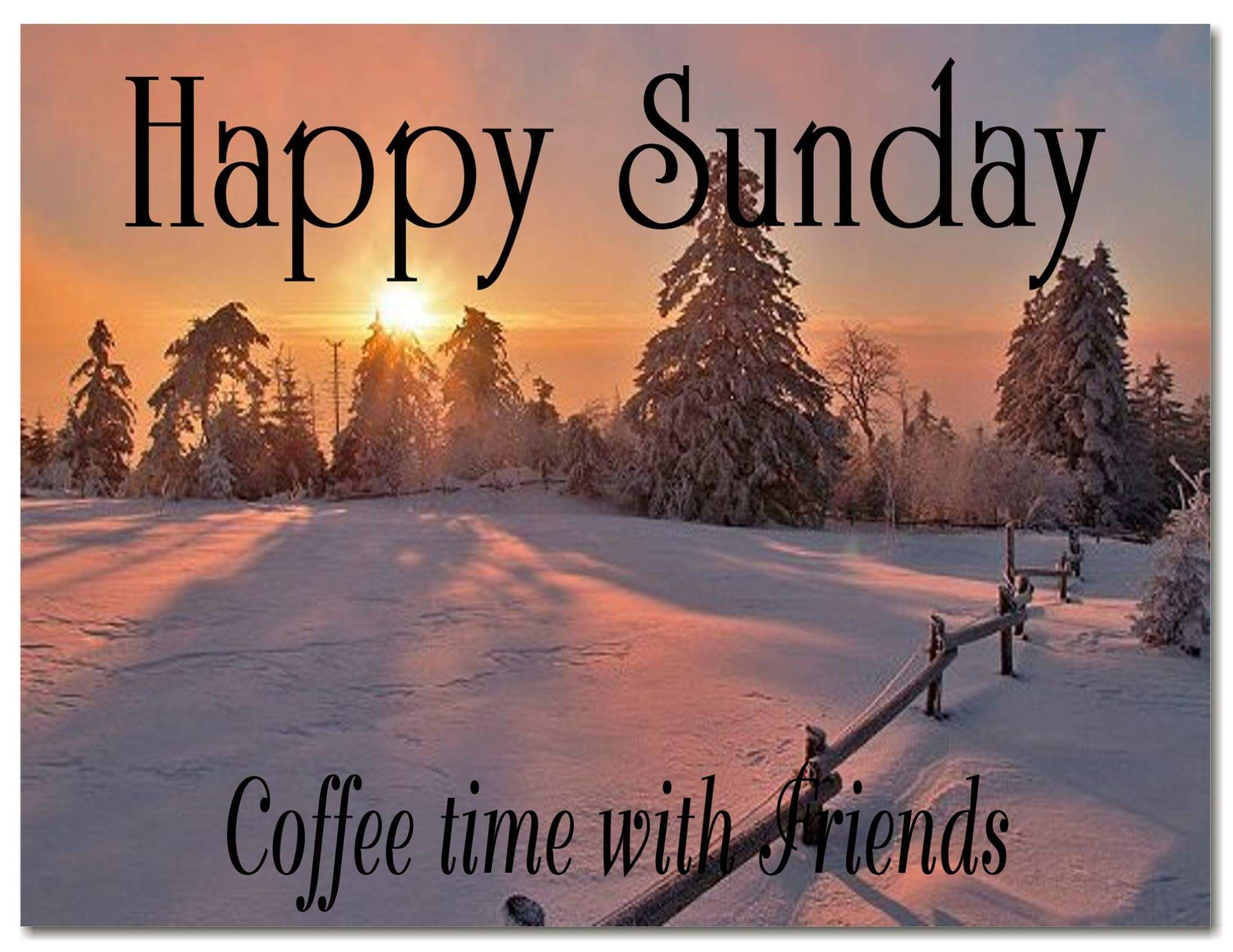 Image result for happy winter sunday image