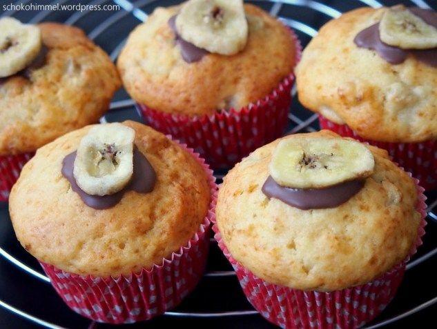 Bananige Muffins