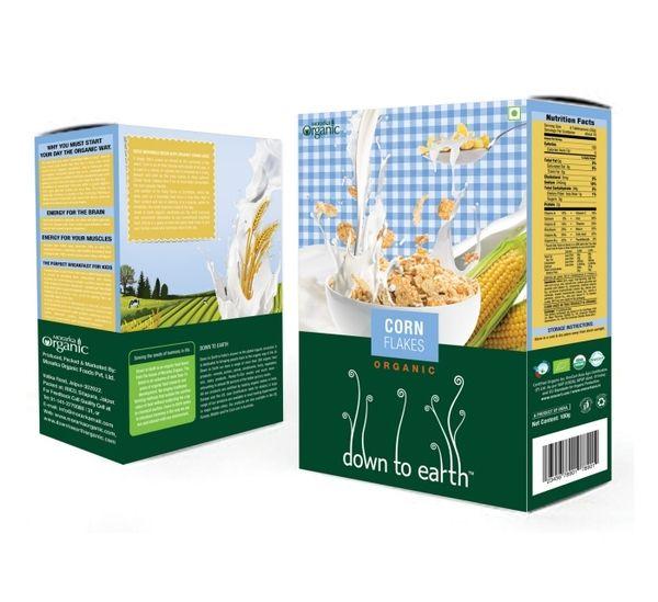 Breakfast Cereal - {Organic} On Behance