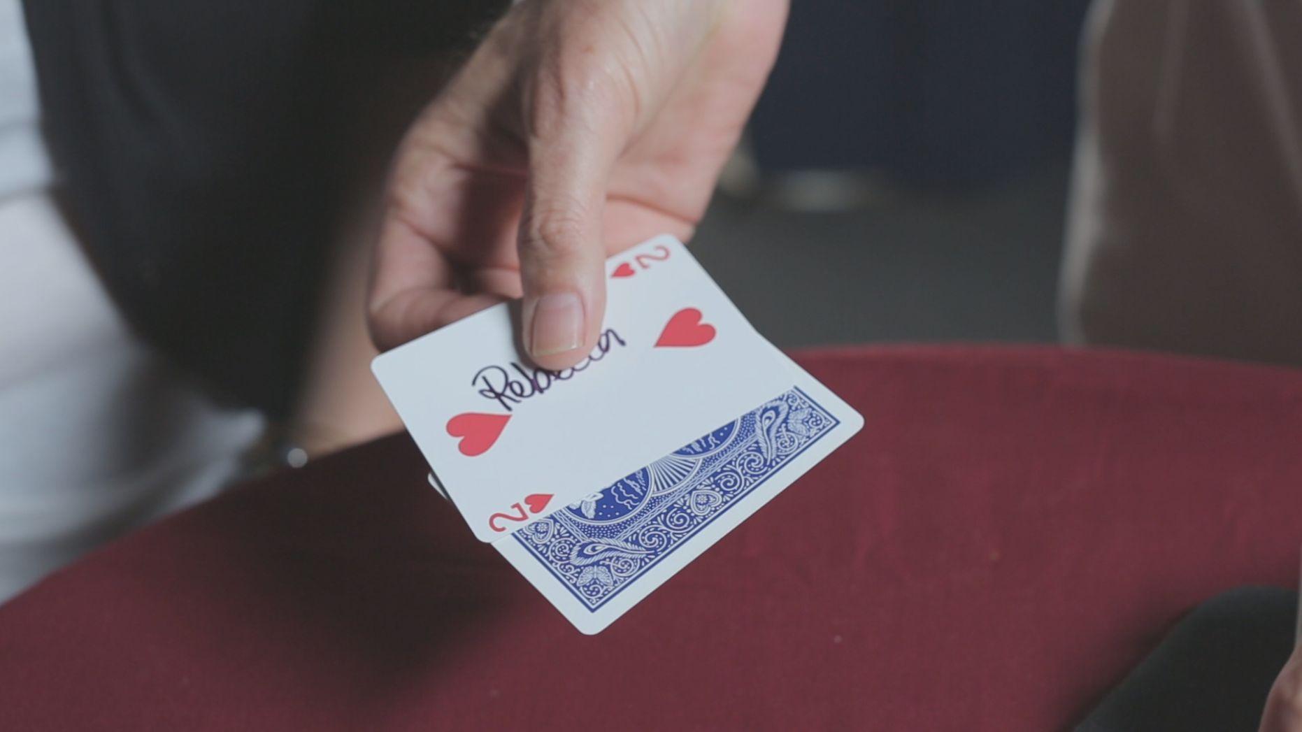 4 Anniversary Waltz Card Trick