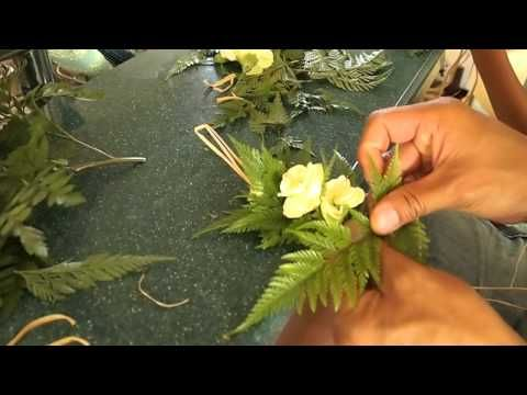 Hulalei Lei Making Step 2 Simple Lei And Clear Instructions