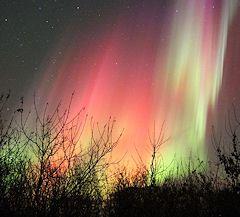 Northern lights  taken by Ray Mckenzie, Saskatoon, Saskatchewan, Canada  Oct…