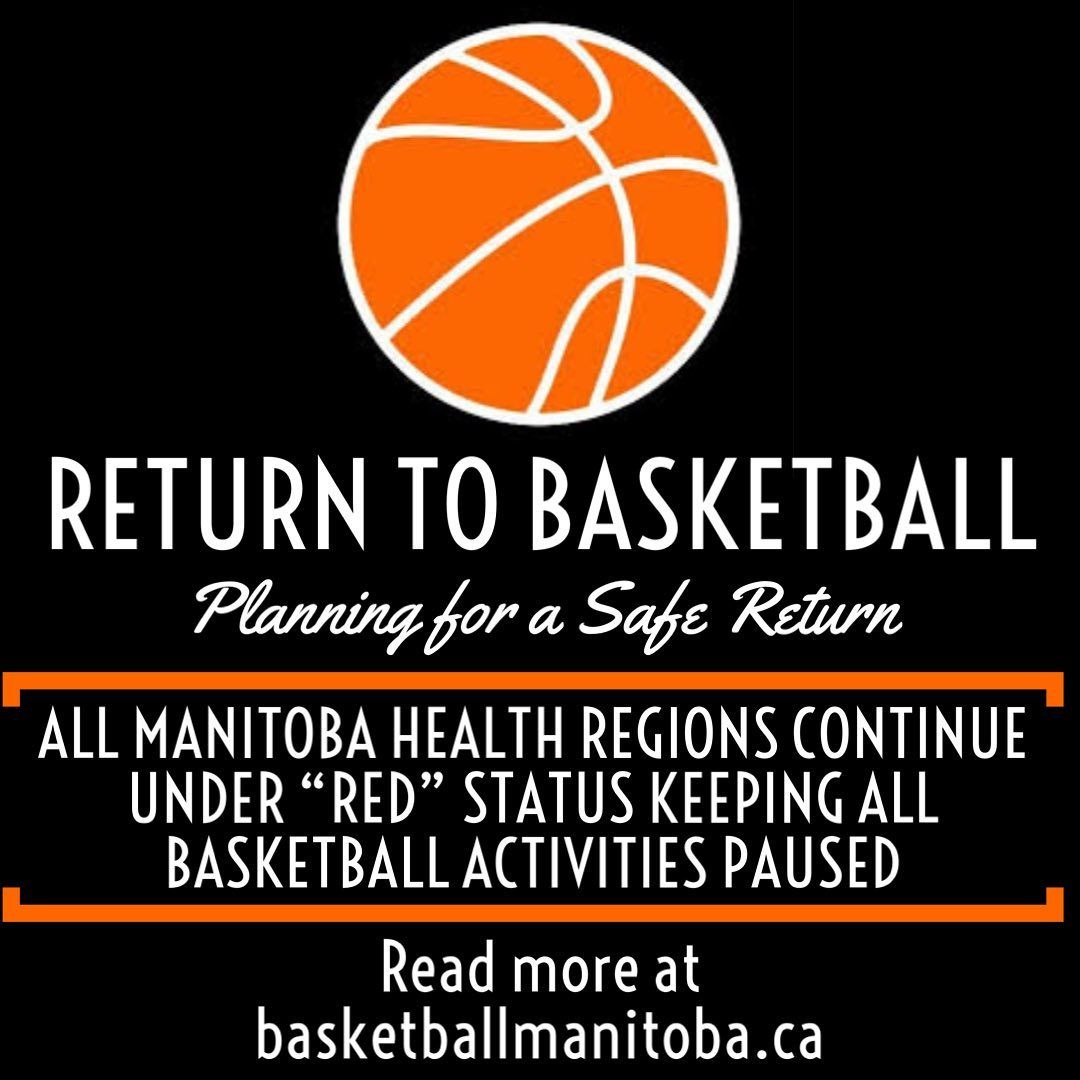 Restrictions Extended To Jan 8 All Manitoba Health Regions Continue Under Red Status Keeping All Basketball Ac Basketball Season Basketball Moves Basketball
