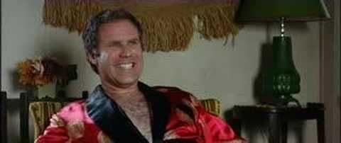 Will Ferrell Meatloaf