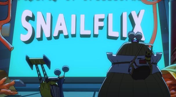 TurboFAST Snailflix