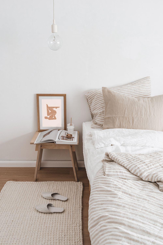 Bedroom | Natural Interior | Canvas Atr | Printabl