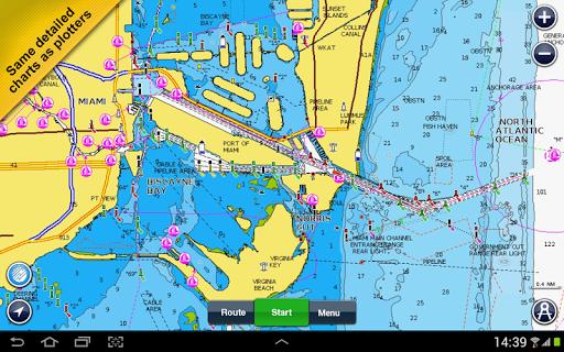 Navionics Paper Map Logan Martin Lake Alabama Travel