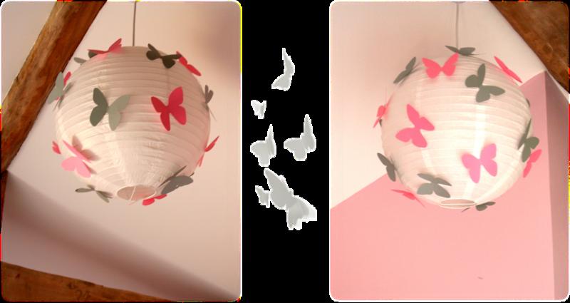 Idées de déco avec des boules de lampes japonaises | BricoBistro