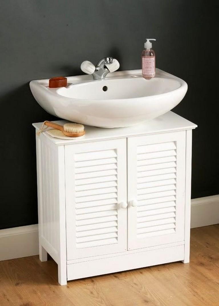45 Interesting Bathroom Storage Ideas For Your Bathroom Design