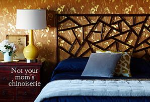 Eye+to+the+East:+The+Chinoiserie-Inspired+Bedroom