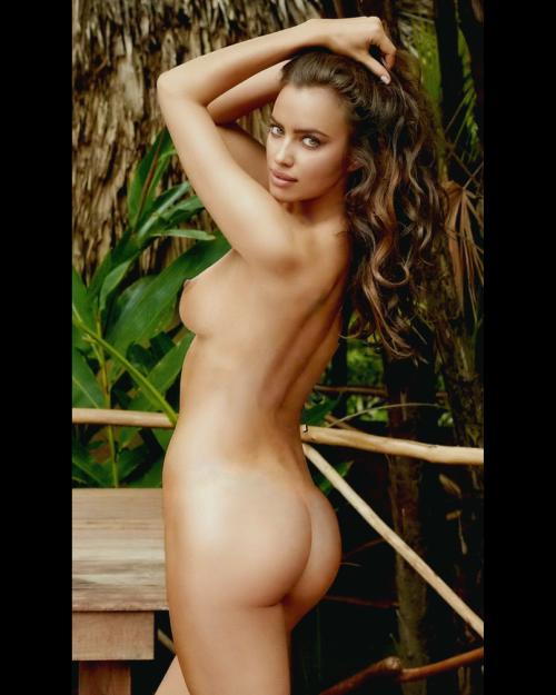 Hottest Female Celebrities Irina Shayk Si Swimsuit Russian Models Sexy Body