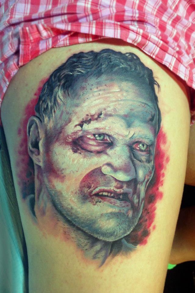 10 The Walking Dead Tattoos